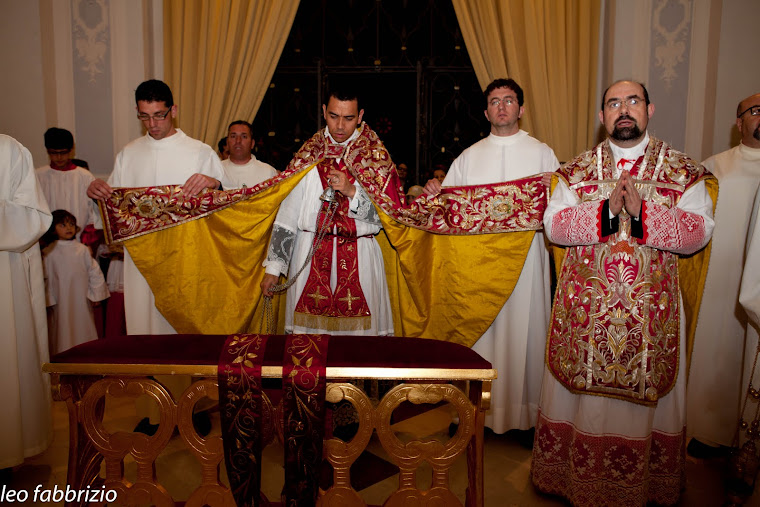 CAPPELLA DELLA REPOSIZIONE GIOVEDI SANTO 2011