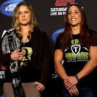 UFC 157 Rhonda Rousey Liz Carmouche