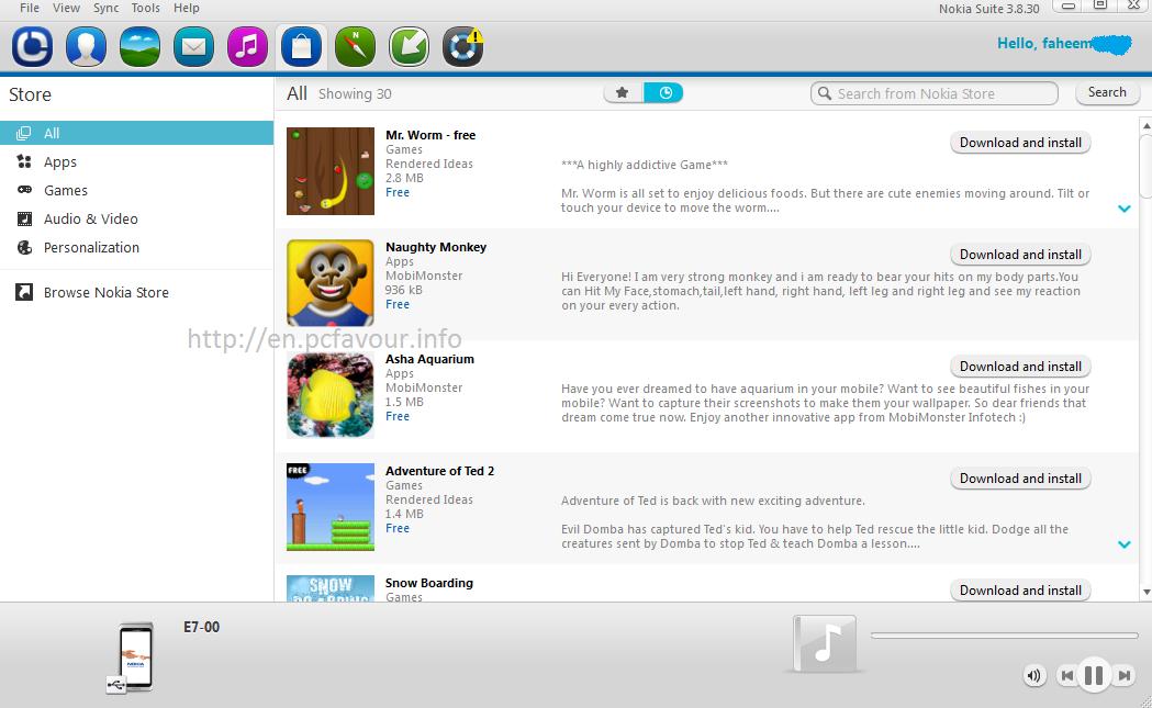 Nokia ovi suite download windows 8
