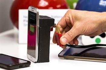 Νέα μπαταρία για Smartphones που φορτίζει σε 1 λεπτό! [video]