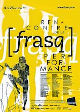FRASQ #6 - Rencontre de la Performance