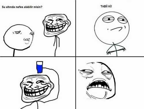 Troll Karikaturu