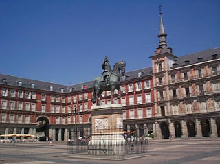 Plaza Mayor (Madrid, España)