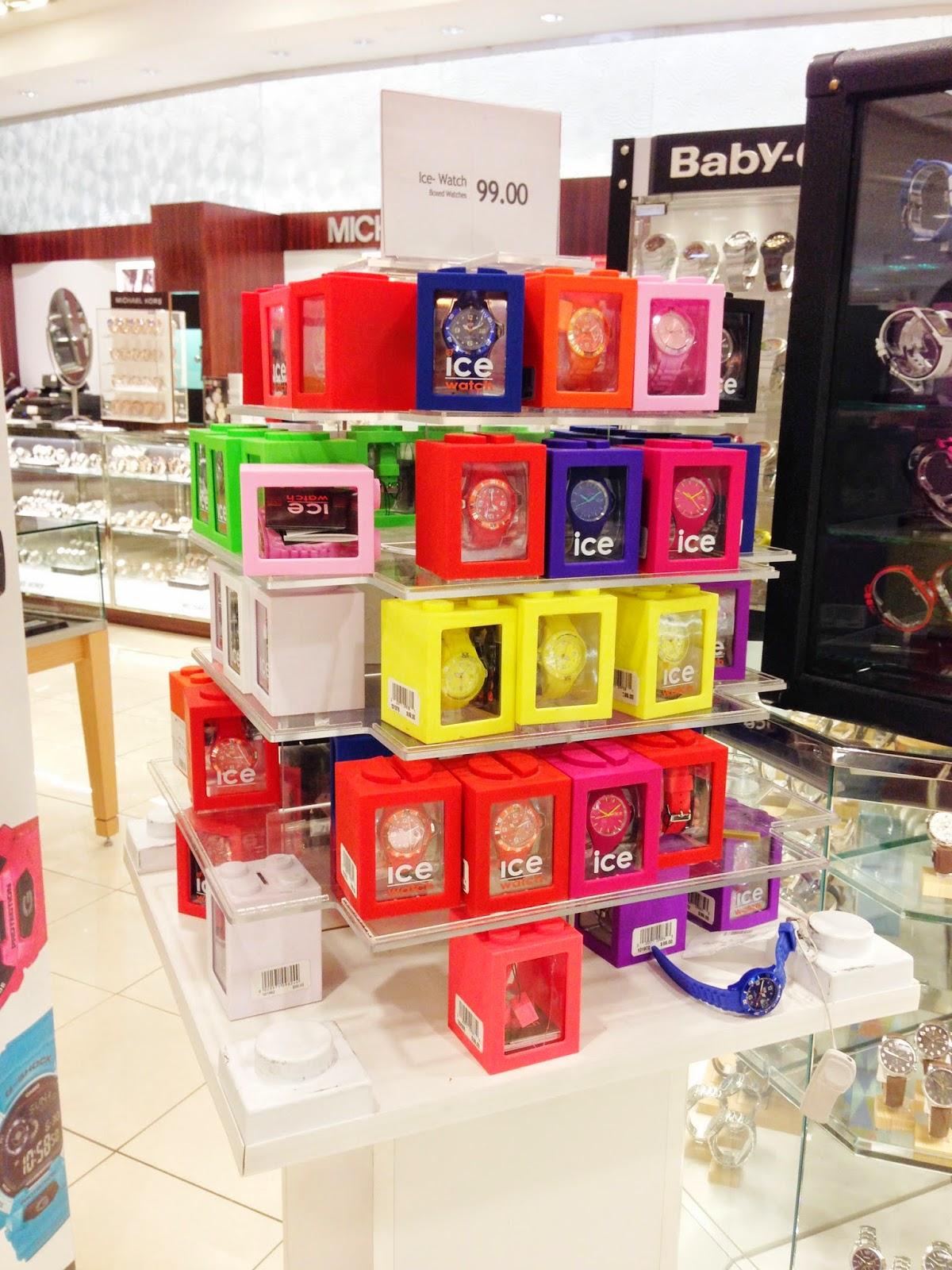 Merchandising Display