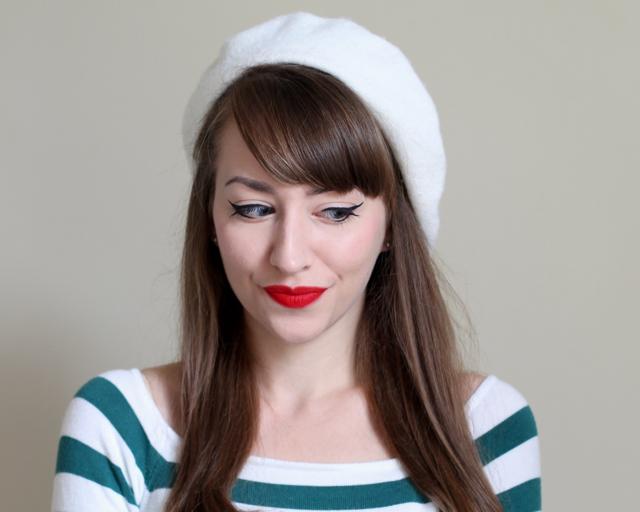 Bourjois Rouge Velvet lipstick in Hot Pepper review