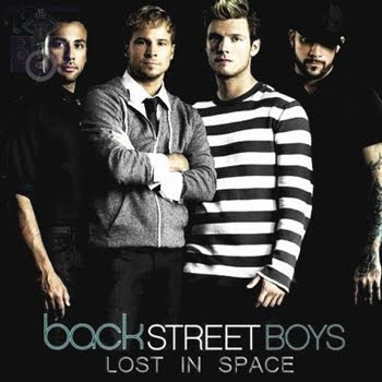 Backstreet Boys - Lost In Space Lyrics