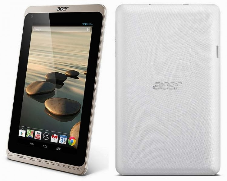 Acer Iconia B1-720 Spesifikasi Harga Review