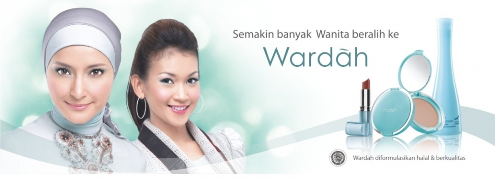 Kosmetik Wardah (Malaysia)