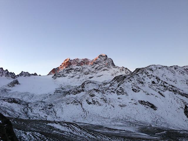 mit Strich und Faden | Piz Kesch Graubünden Schweiz