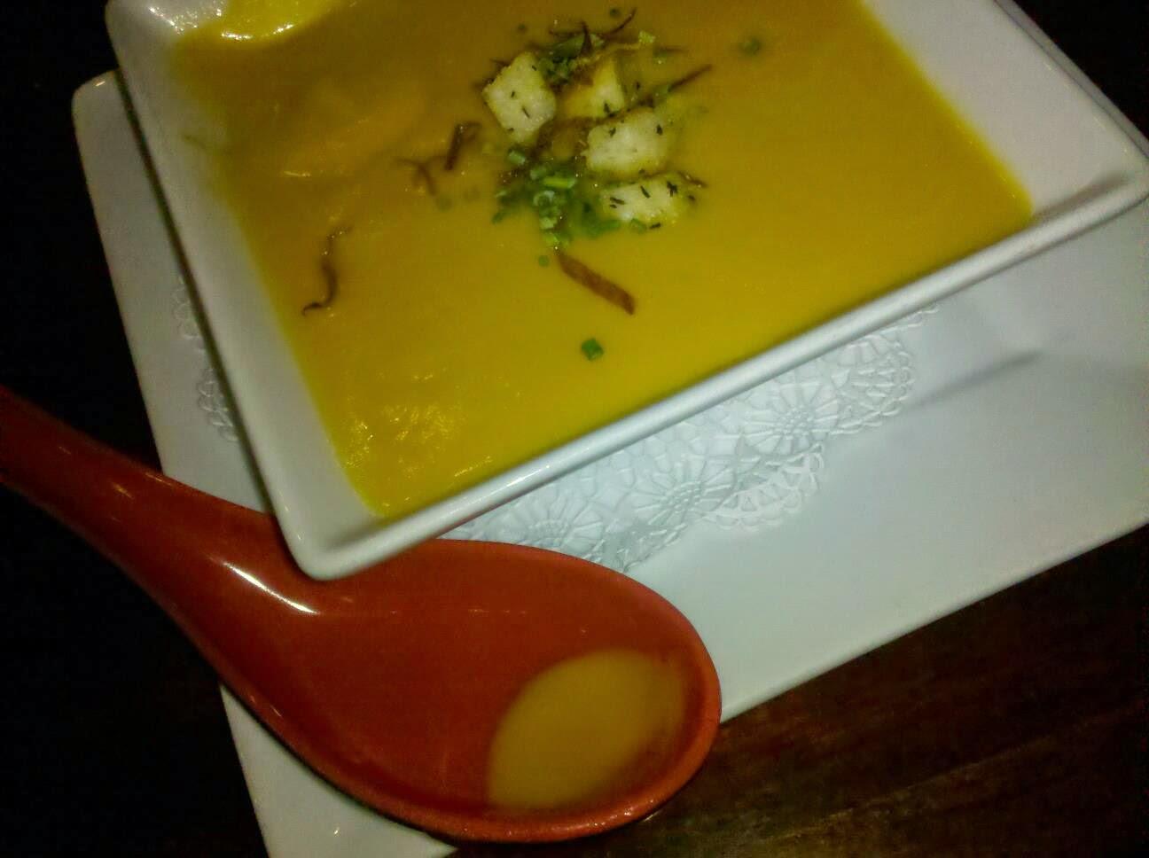 High-Heeled Love: Happy List - Pumpkin Ginger Soup