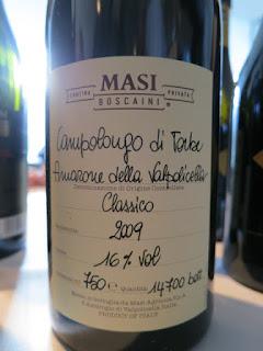 Masi Campolongo di Torbe Amarone della Valpolicella Classico 2009 - DOCG, Veneto, Italy (94 pts)