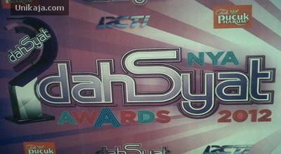 Dahsyatnya Awards 2012