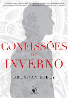 Confissões de inverno, Brendan Kiely, Editora Arqueiro