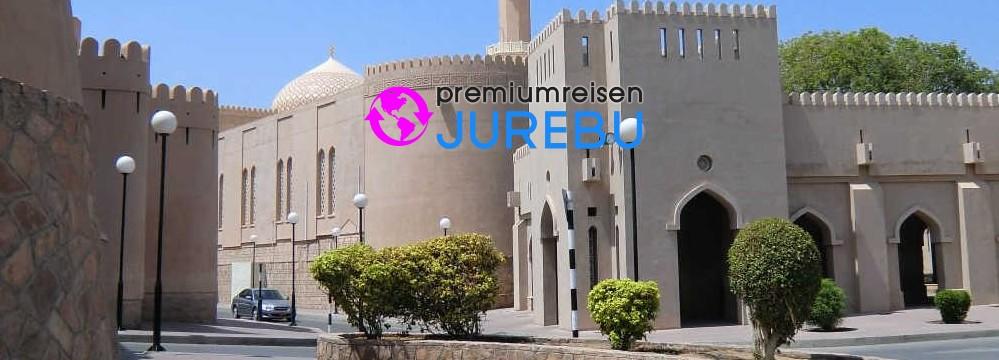 Reiseblog Oman Rundreise und baden