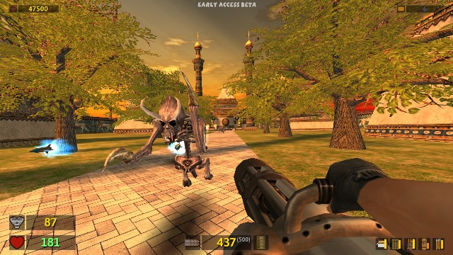 Serious Sam Classics Revolution PC Games Screenshots