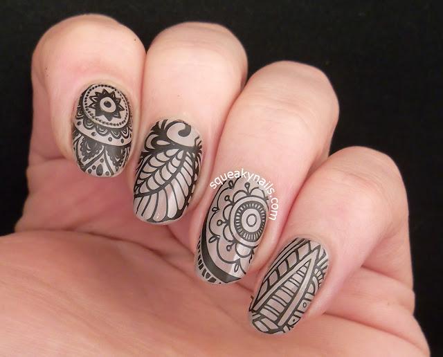 Linework   Squeaky Nails