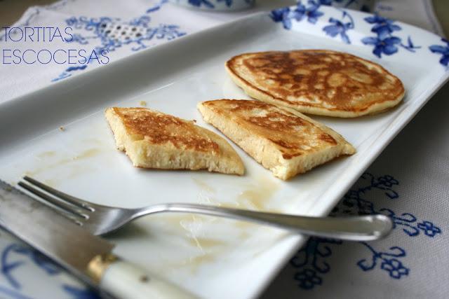 tortitas,merienda, desayuno