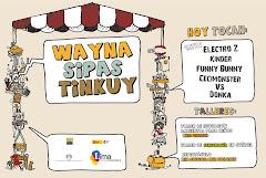 ••3º Wayna Sipas Tinkuy••