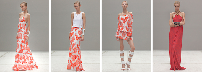 Alexis spring fashion
