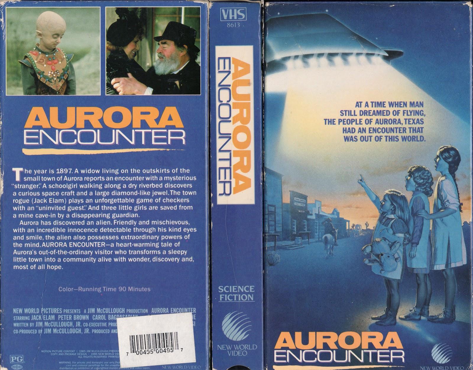 aurora encounter