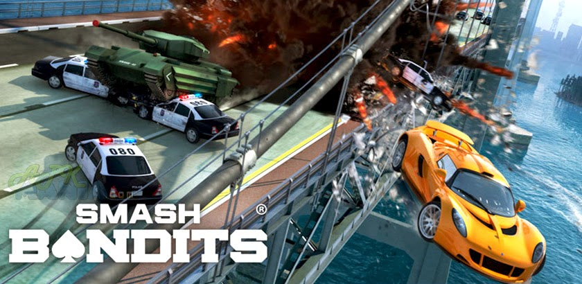 Smash Bandits Racing v1.08.03 APK [Mod Money]