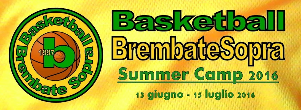 Basket Brembate Sopra Summer Camp