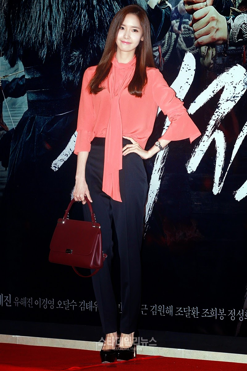 Girls' Generation Yoona supports Korean Retinitis Pigmentosa (RP) Association event