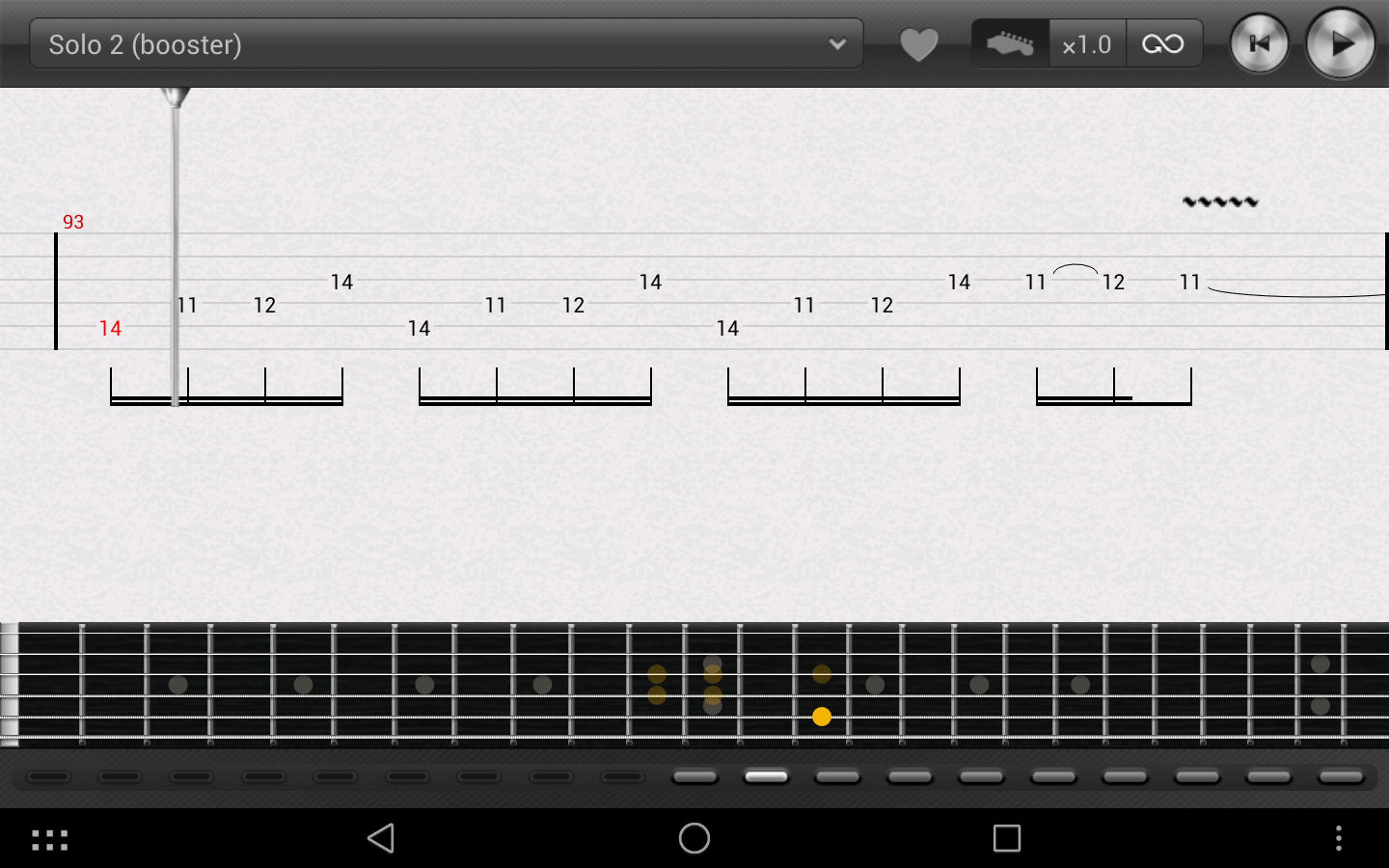 Tabs And Guitar Tablature Chordiecom Oukasfo