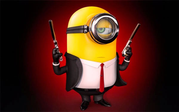 Minion 47, de Hitman - Assassino 47