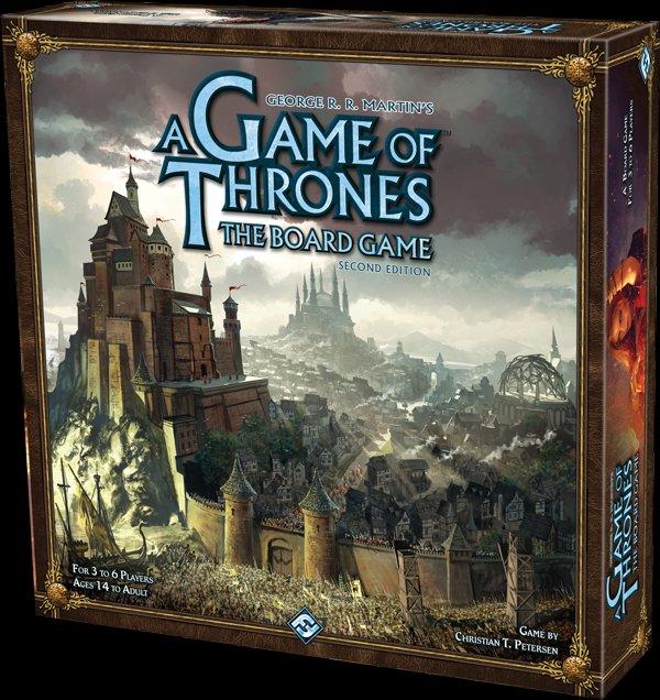 Recensione e guida strategica il trono di spade giochi - Trono di spade gioco da tavolo ...