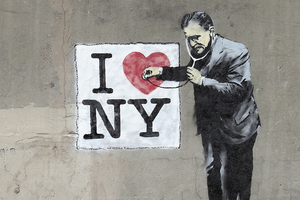 The world of banksy art for Immagini di murales e graffiti