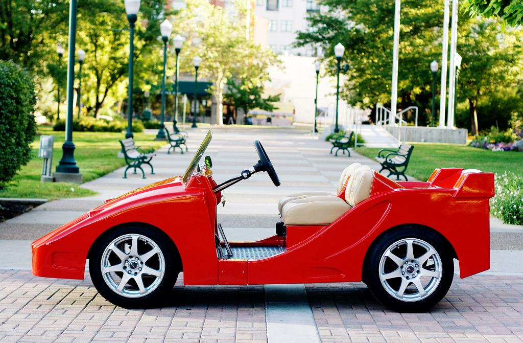 Club Car Golf Cart Battery