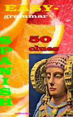 50 CLUES - EASY Spanish GRAMMAR / Julio 2013