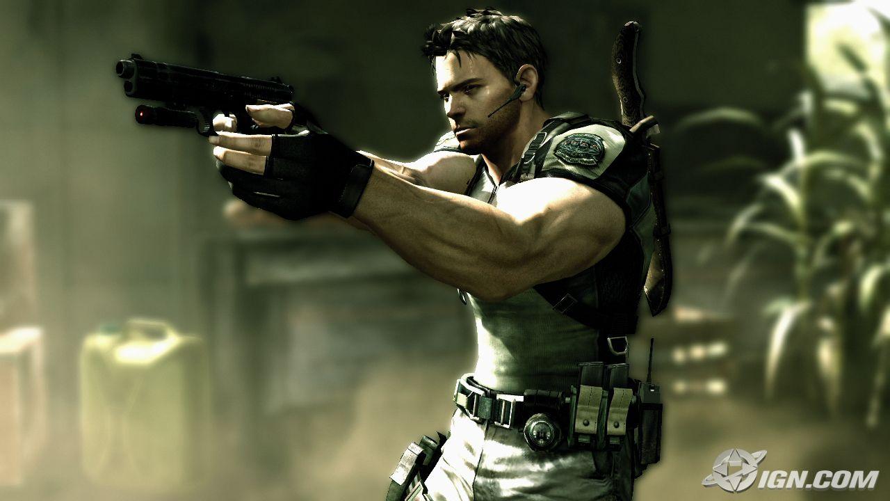 Драйвера Resident Evil 5