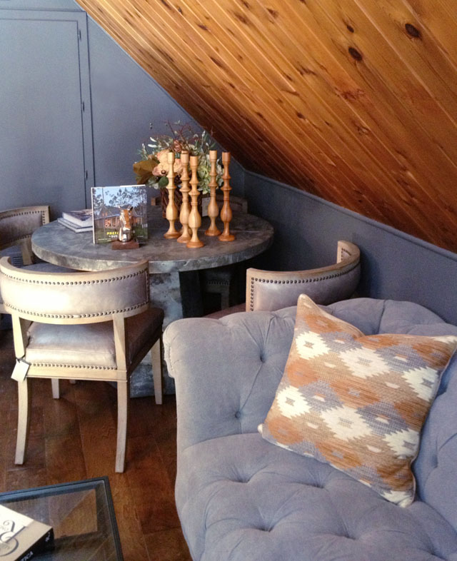Jeannine's Home Furnishings, Woodsy Chic decor boutique in Lake Arrowhead