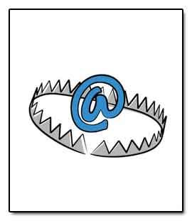 Eviter les adresses emails piège