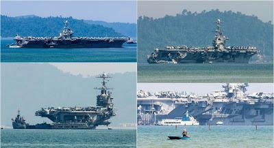 kapal perang USS likas  kota kinabalu sabah