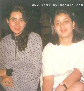 hollywood amp bollywood kareena kapoor in childhood