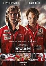 Carátula del DVD Rush