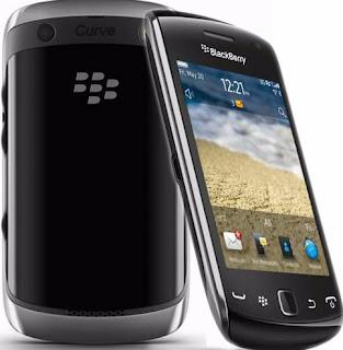 spesifikasi, harga, fitur BlackBerry Curve 9380