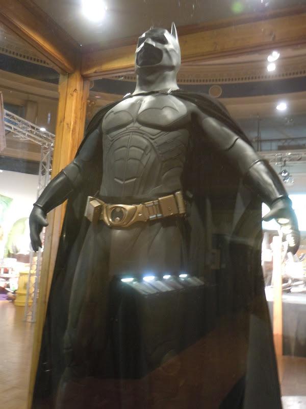 Actual Batman Begins Bat-Suit