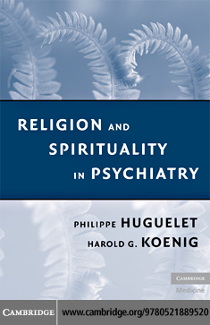 [Ebook] Religion and Spirituality in Psychiatry