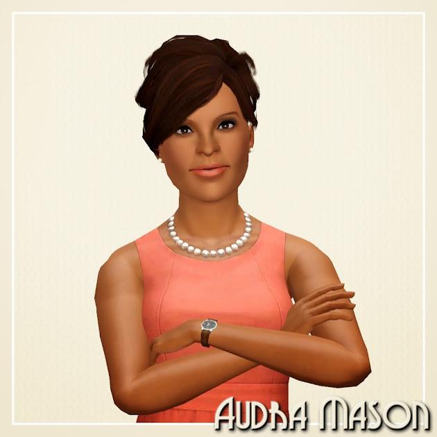 Audra Mason - Covershot