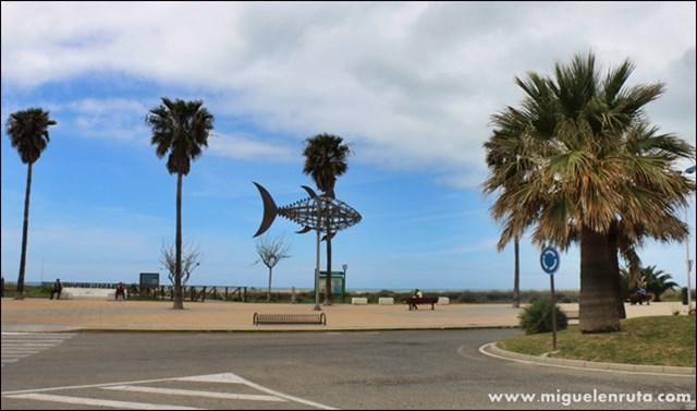 Playa-de-los-Bateles-Conil-Cádiz
