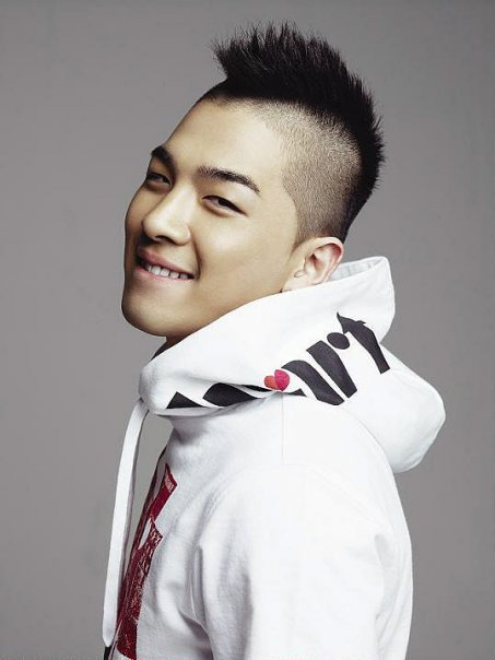 The Best Big Bang's Taeyang hair, Ever! - YouTube