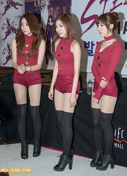 Stellar Marionette Fanmeeting Jeonyul Gayoung Minhee