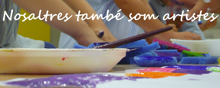 Nosaltres també som artistes/ Nosotros también somos artistas