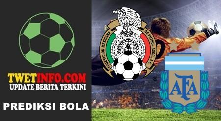 Prediksi Mexico U17 vs Argentina U17