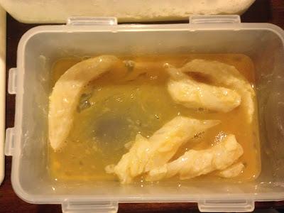 haddock egg wash