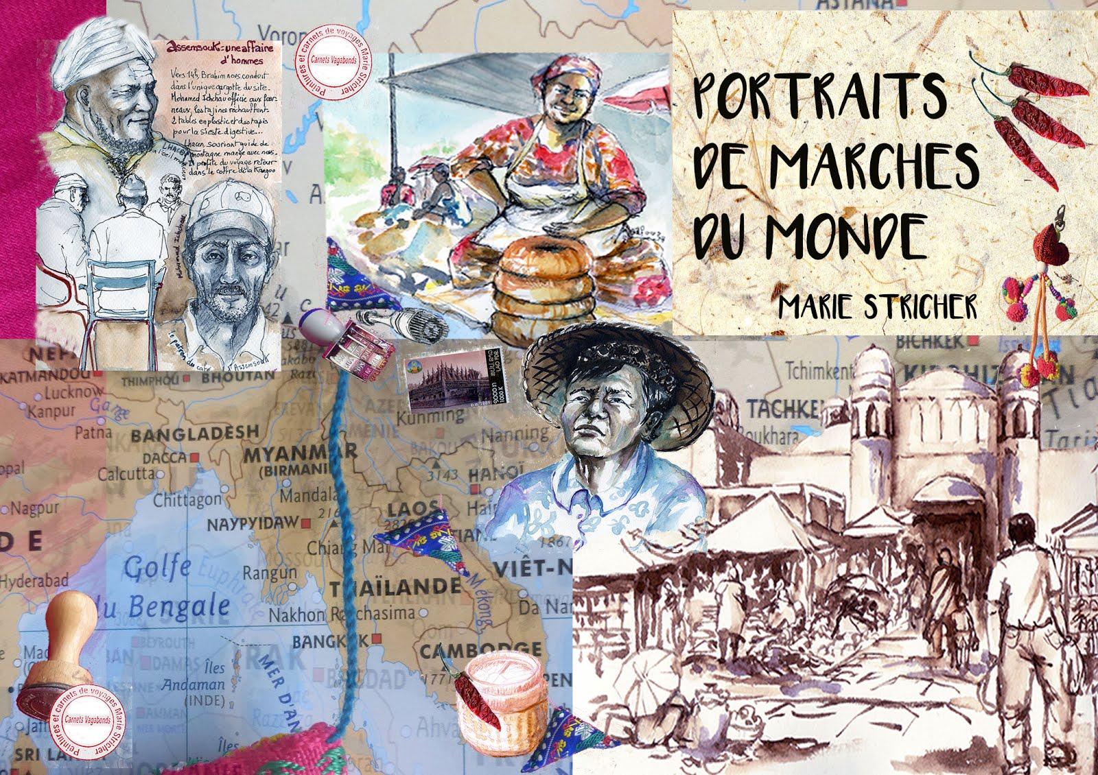 Portraits de marchés du monde